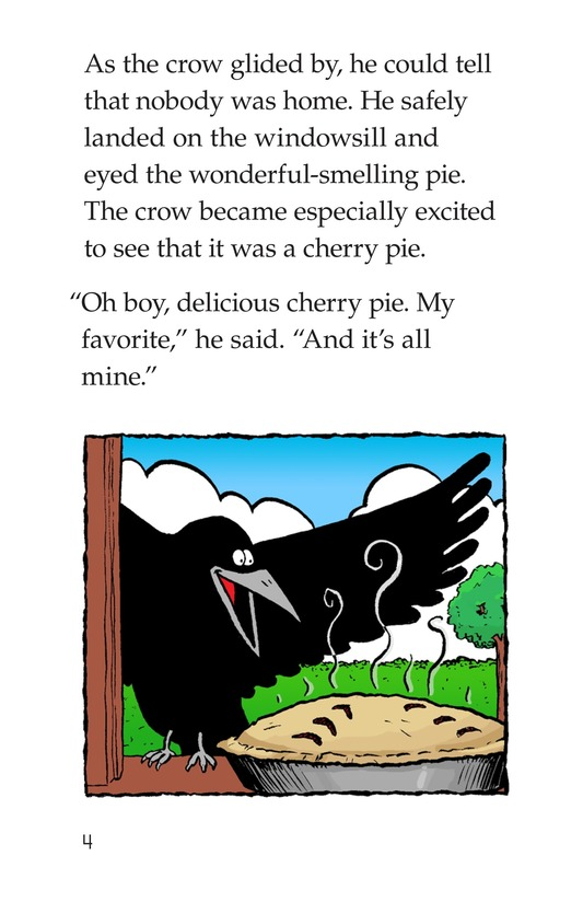 Book Preview For Crows Share a Pie Page 4