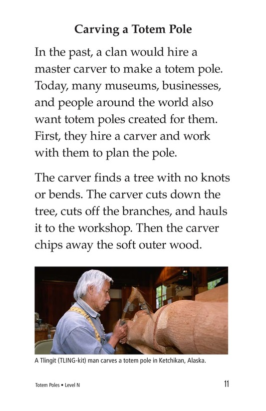 Book Preview For Totem Poles Page 11