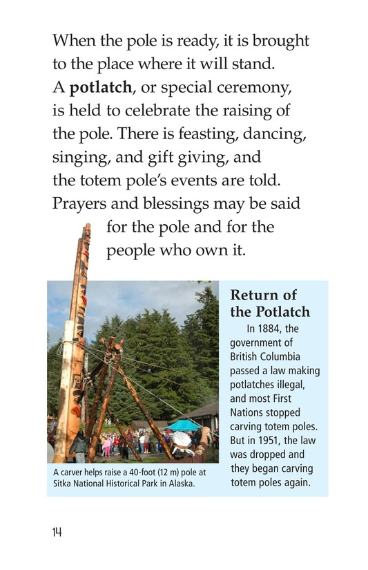 Book Preview For Totem Poles Page 14