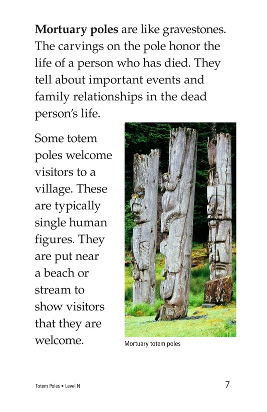 Book Preview For Totem Poles Page 7