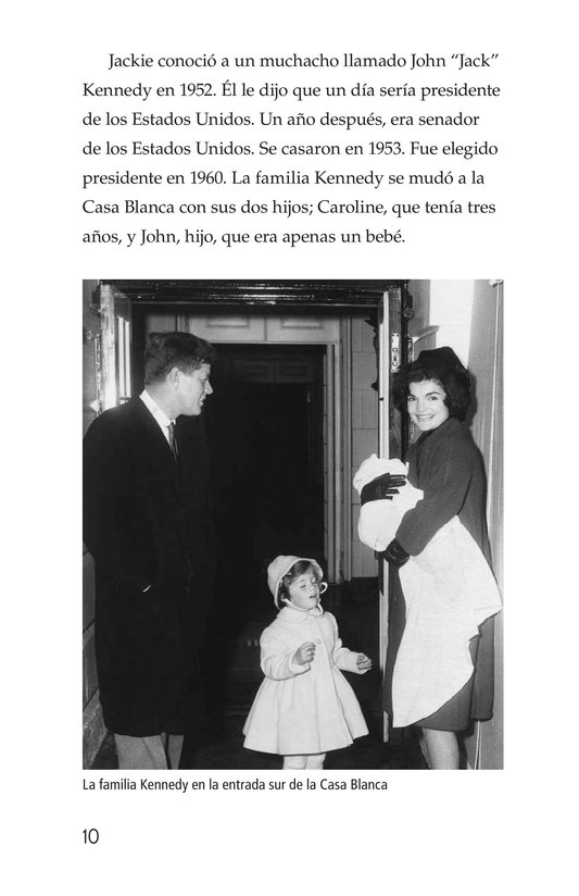 Book Preview For Famous First Ladies Page 10