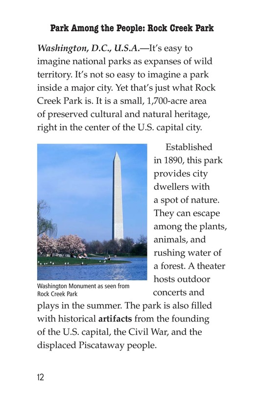 Book Preview For National Parks Page 12