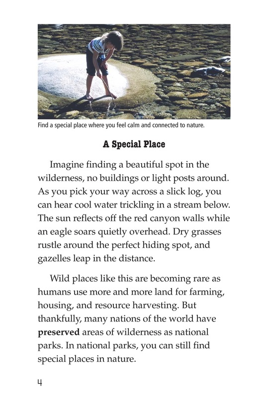 Book Preview For National Parks Page 4