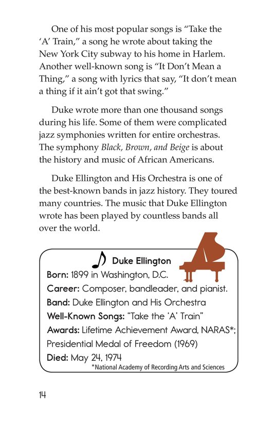 Book Preview For Jazz Greats Page 14