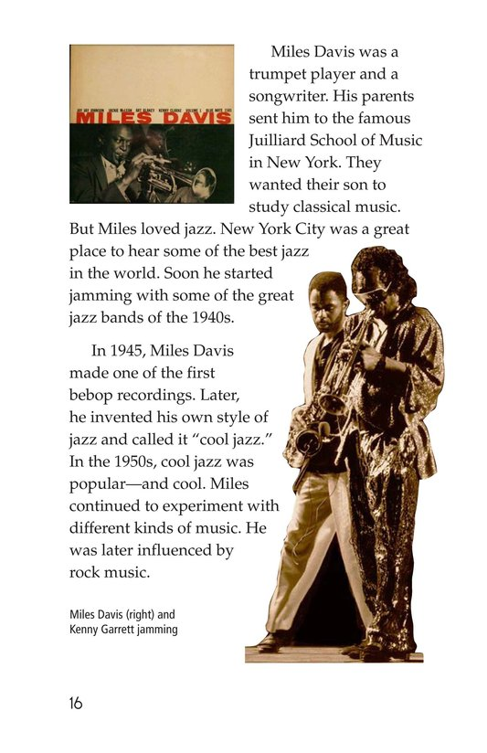 Book Preview For Jazz Greats Page 16