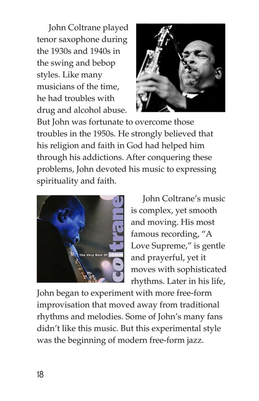 Book Preview For Jazz Greats Page 18