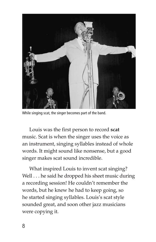 Book Preview For Jazz Greats Page 8