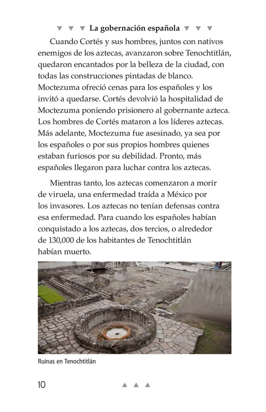 Book Preview For Mexico's Fight for Independence Page 10