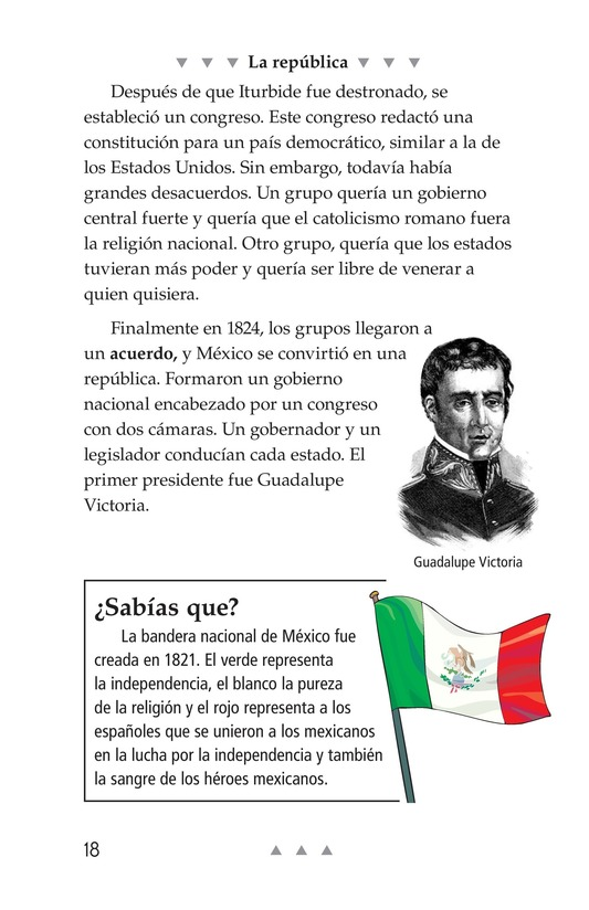 Book Preview For Mexico's Fight for Independence Page 18