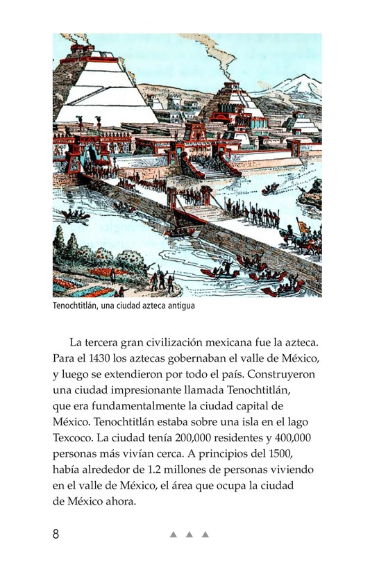 Book Preview For Mexico's Fight for Independence Page 8