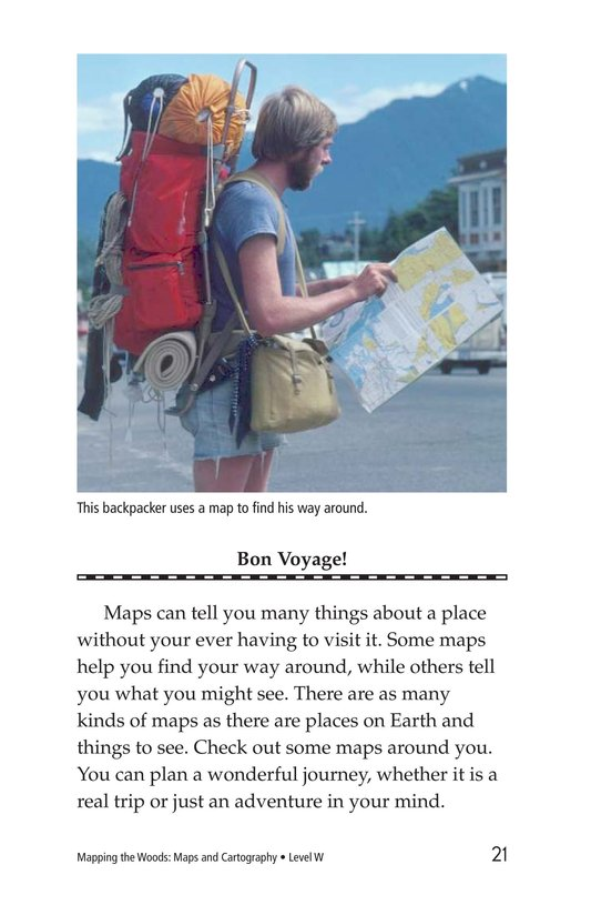 Book Preview For Mapping the Woods: Maps and Cartography Page 21