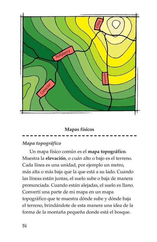 Book Preview For Mapping the Woods: Maps and Cartography Page 14