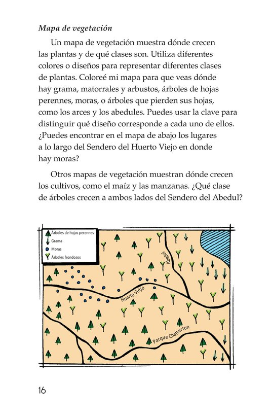 Book Preview For Mapping the Woods: Maps and Cartography Page 16