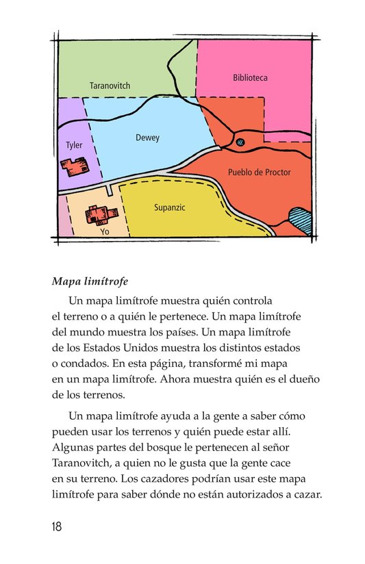 Book Preview For Mapping the Woods: Maps and Cartography Page 18