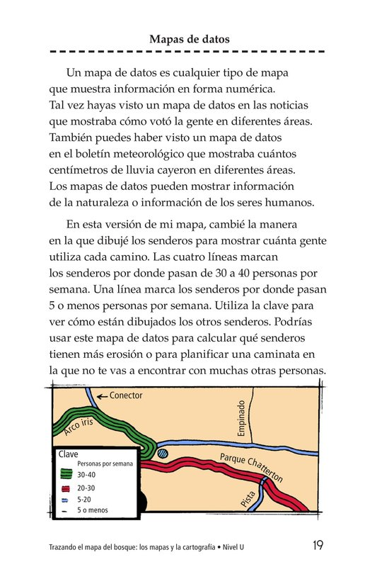 Book Preview For Mapping the Woods: Maps and Cartography Page 19