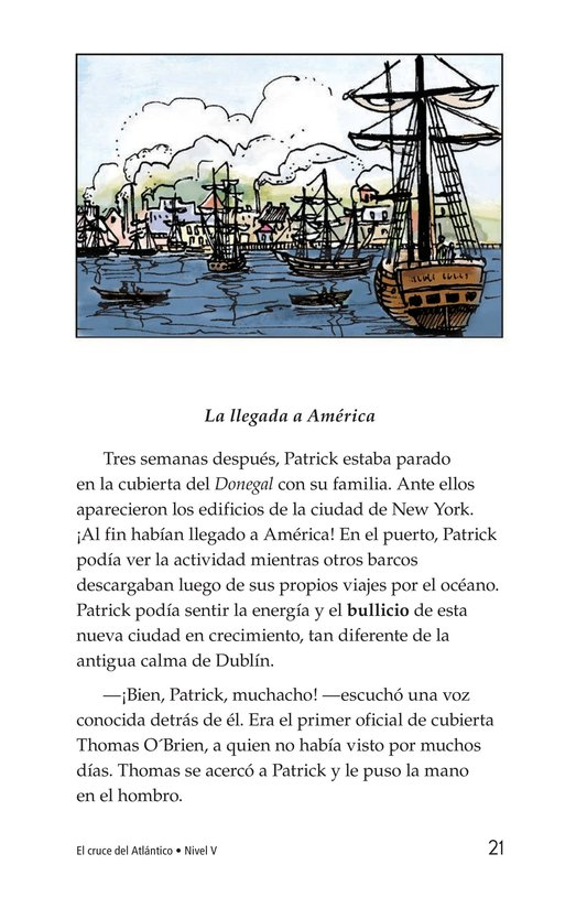 Book Preview For Atlantic Crossing Page 21