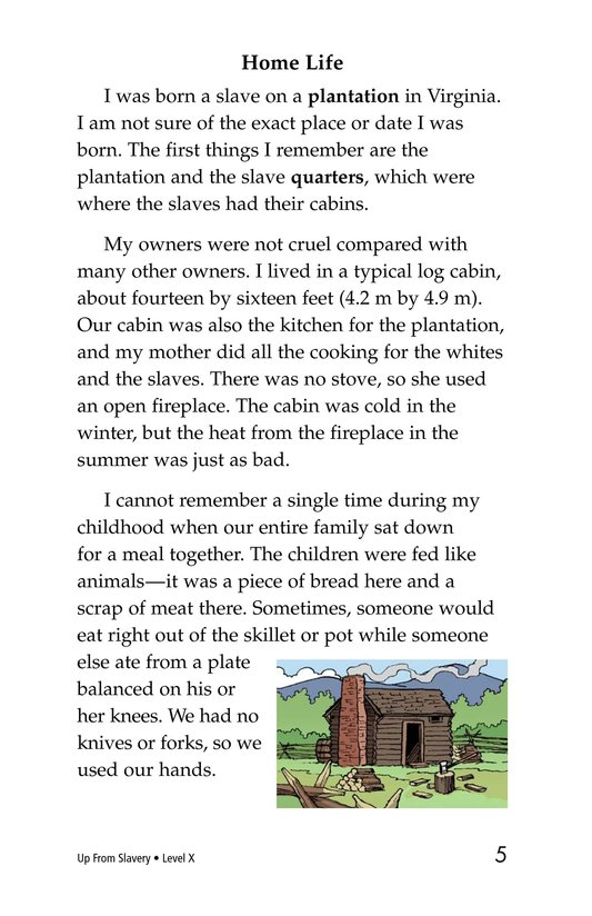 Book Preview For Up From Slavery Page 5