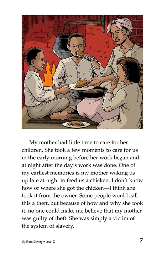 Book Preview For Up From Slavery Page 7