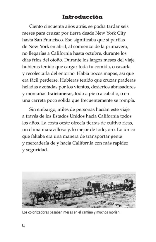 Book Preview For The Transcontinental Railroad Page 4
