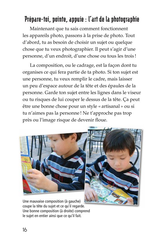 Book Preview For The Art of Photography Page 16