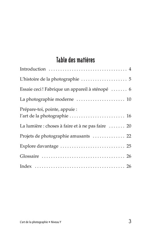 Book Preview For The Art of Photography Page 3