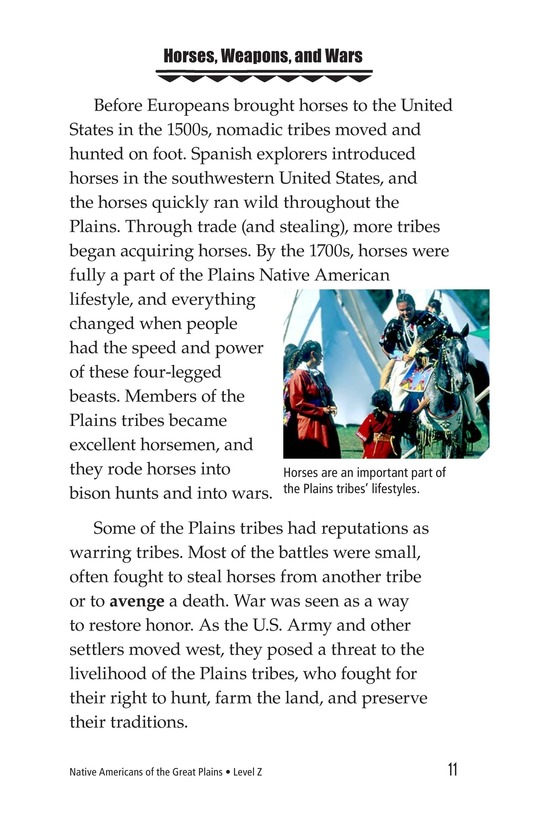 Book Preview For Native Americans of the Great Plains Page 11