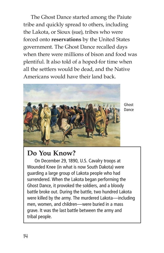 Book Preview For Native Americans of the Great Plains Page 14