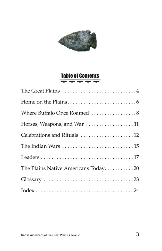 Book Preview For Native Americans of the Great Plains Page 3