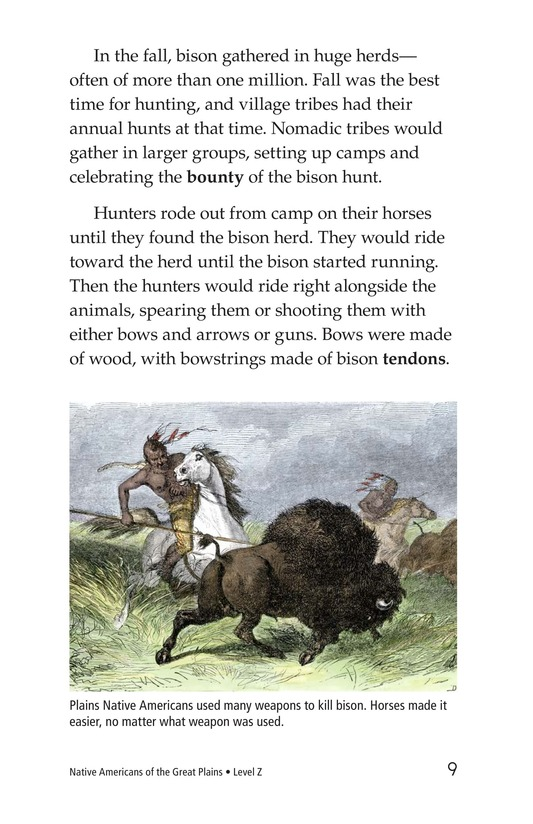 Book Preview For Native Americans of the Great Plains Page 9