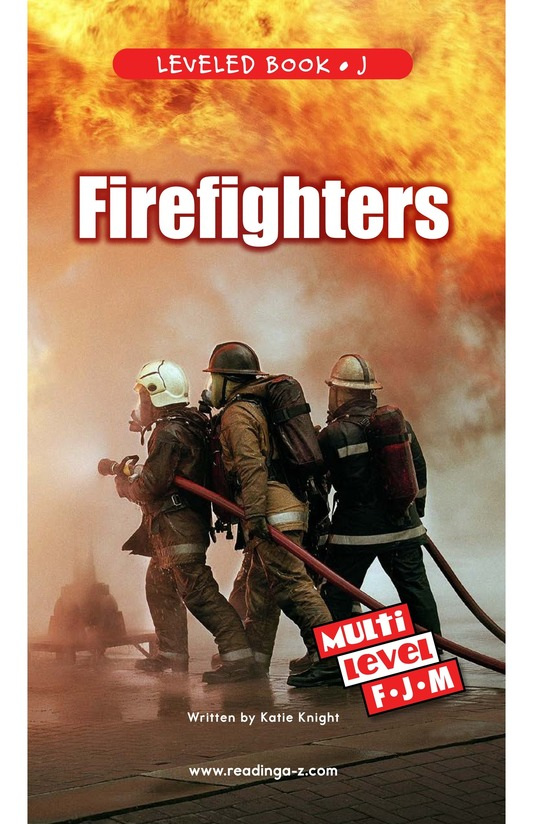 Book Preview For Firefighters Page 0