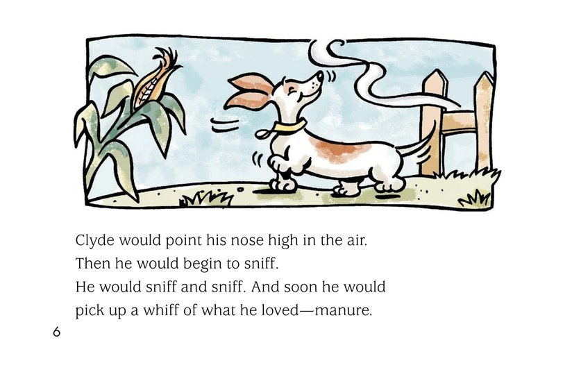 Book Preview For Smelly Clyde Page 6