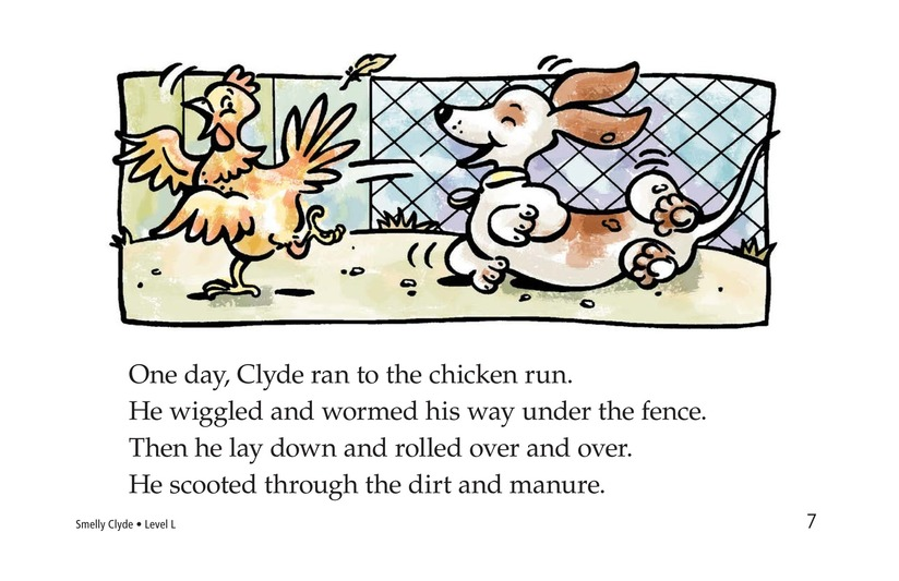 Book Preview For Smelly Clyde Page 7