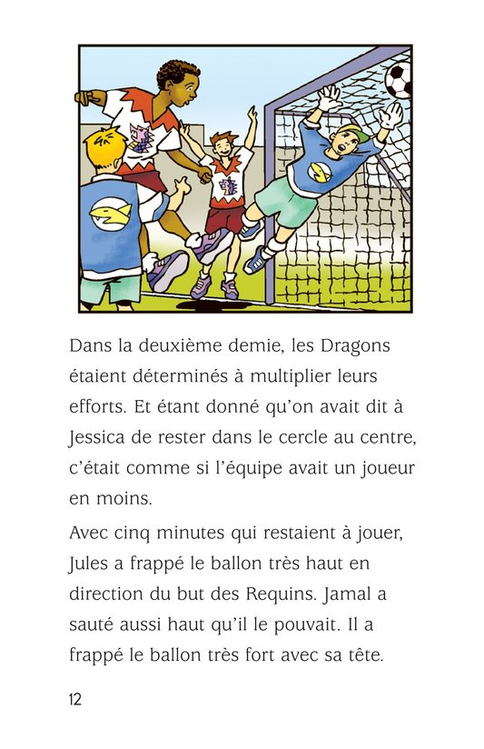 Book Preview For Jessica Loves Soccer Page 12