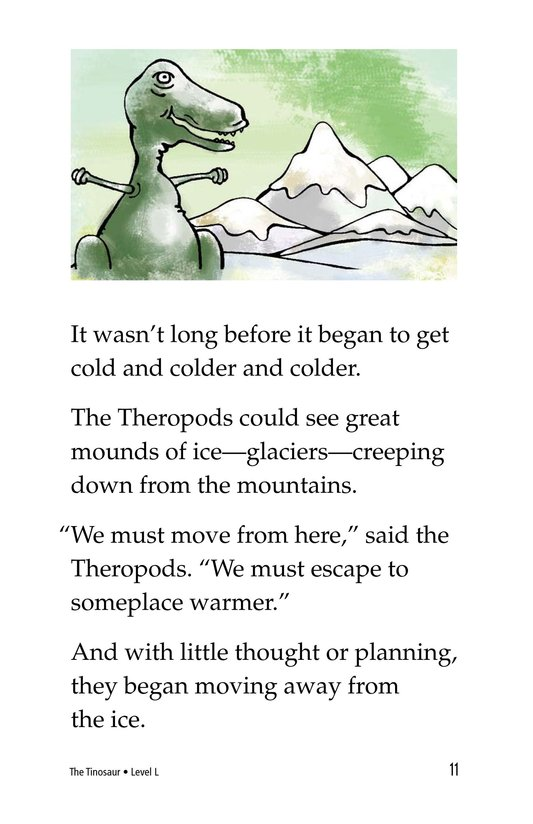 Book Preview For The Tinosaur Page 11