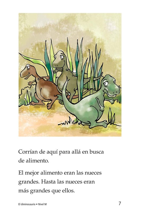 Book Preview For The Tinosaur Page 7