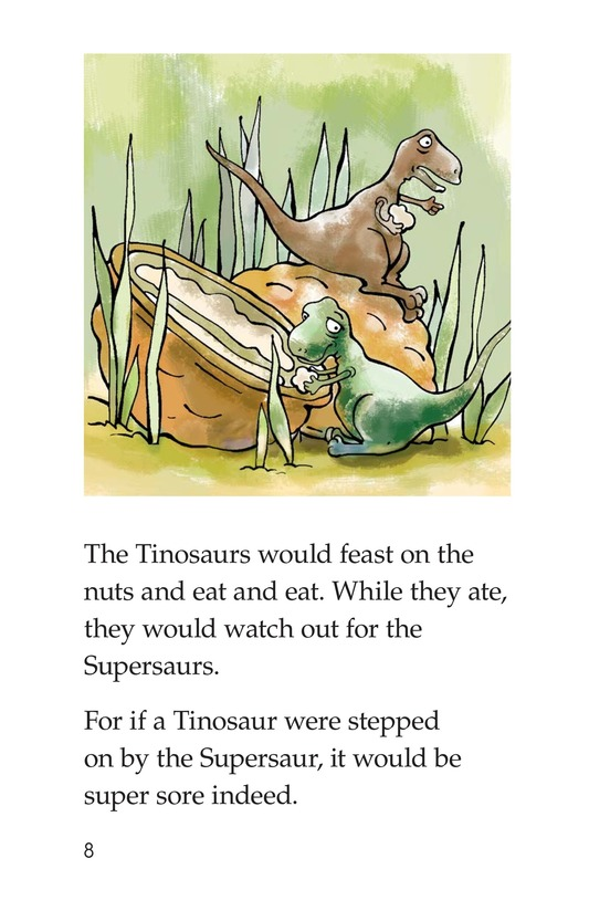 Book Preview For The Tinosaur Page 8