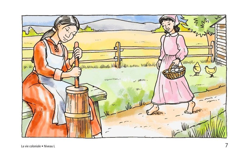 Book Preview For Colonial Life Page 7