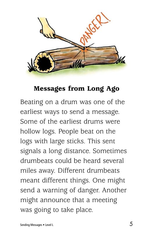 Book Preview For Sending Messages Page 5