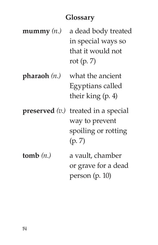 Book Preview For Ancient Egypt Page 14