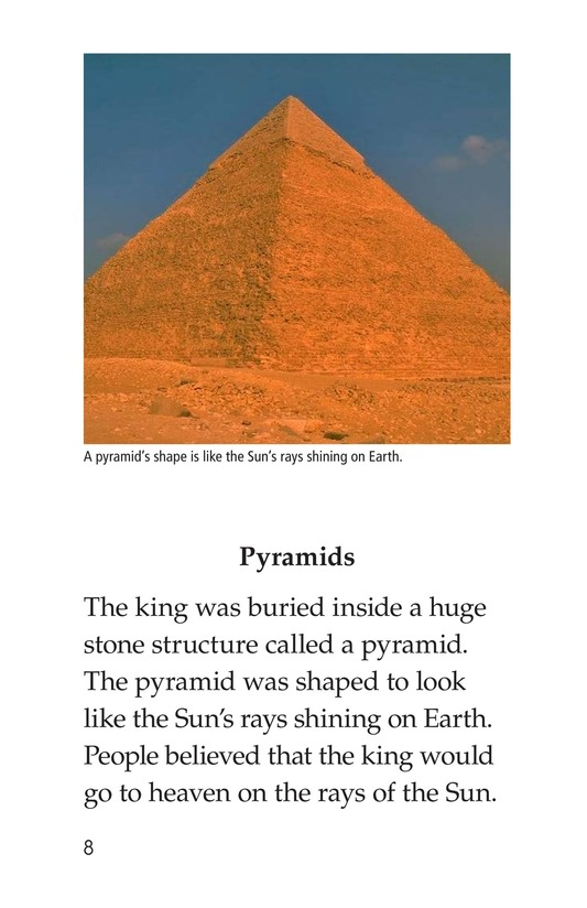 Book Preview For Ancient Egypt Page 8