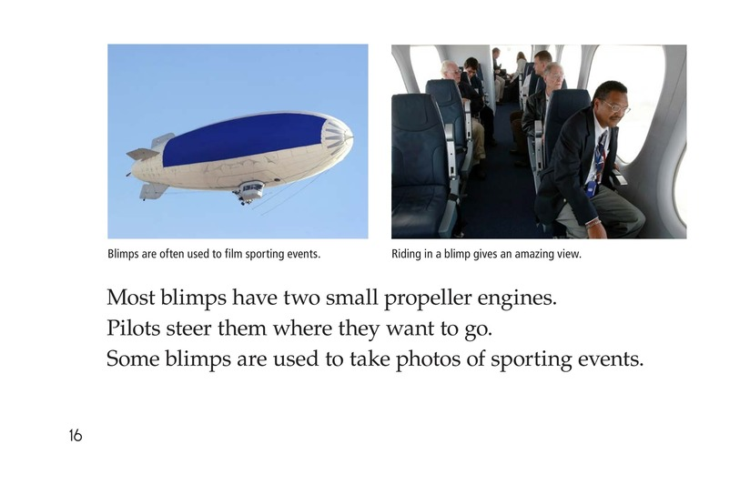 Book Preview For Fantastic Flying Machines Page 16