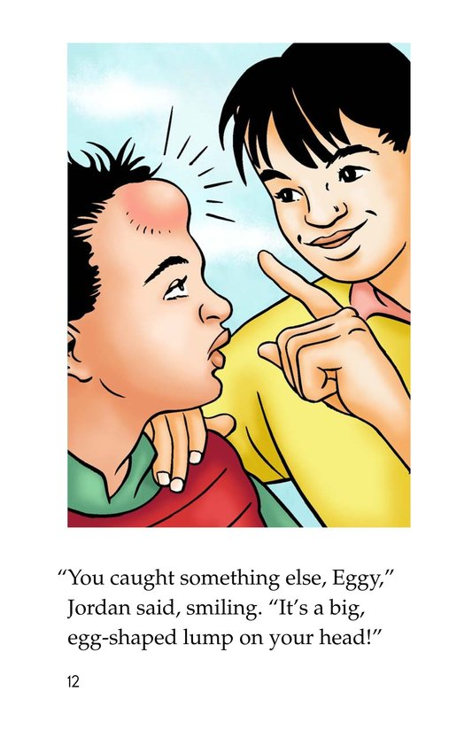 Book Preview For Eggy's Easy Out Page 12