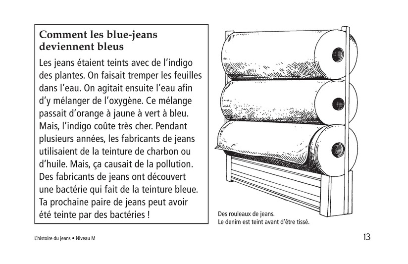 Book Preview For The Story of Jeans Page 13