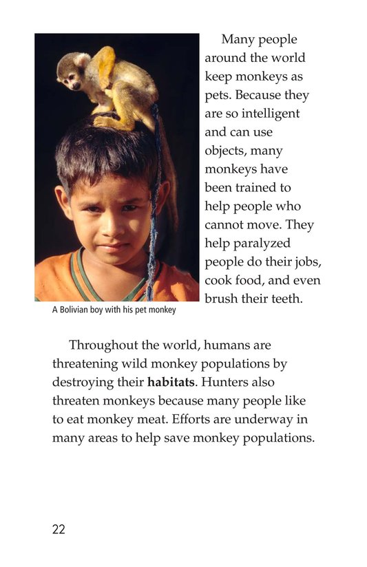 Book Preview For Monkey Business Page 22