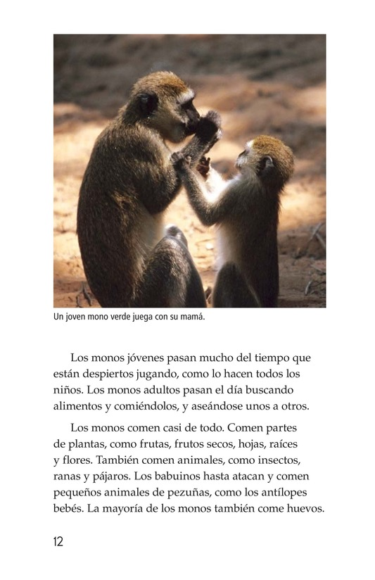 Book Preview For Monkey Business Page 12