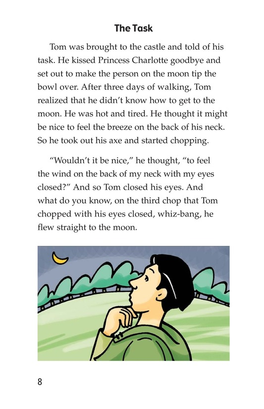 Book Preview For The Moon Bowl Page 8