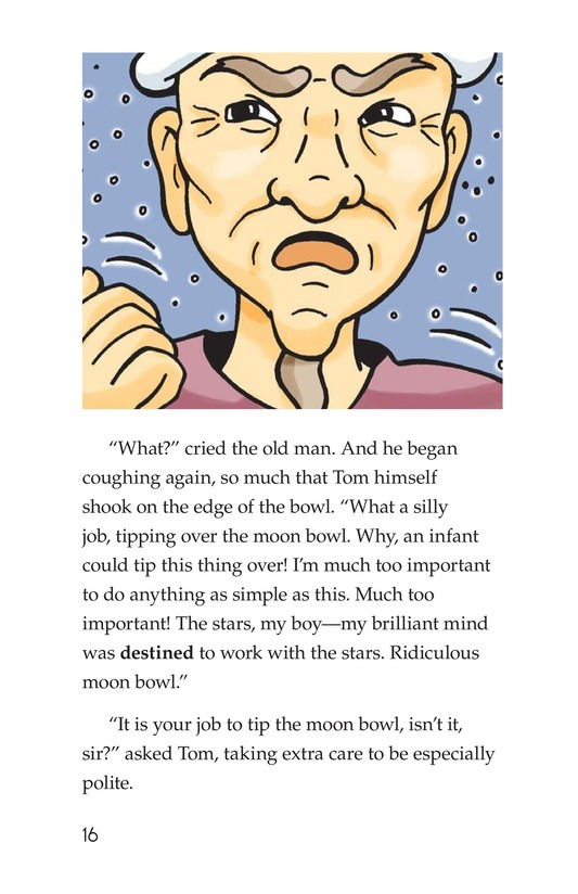 Book Preview For The Moon Bowl Page 16