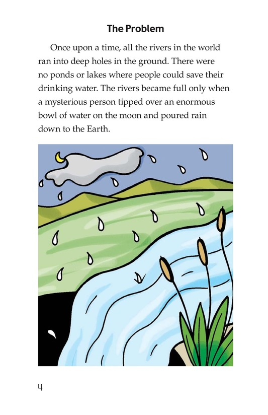 Book Preview For The Moon Bowl Page 4