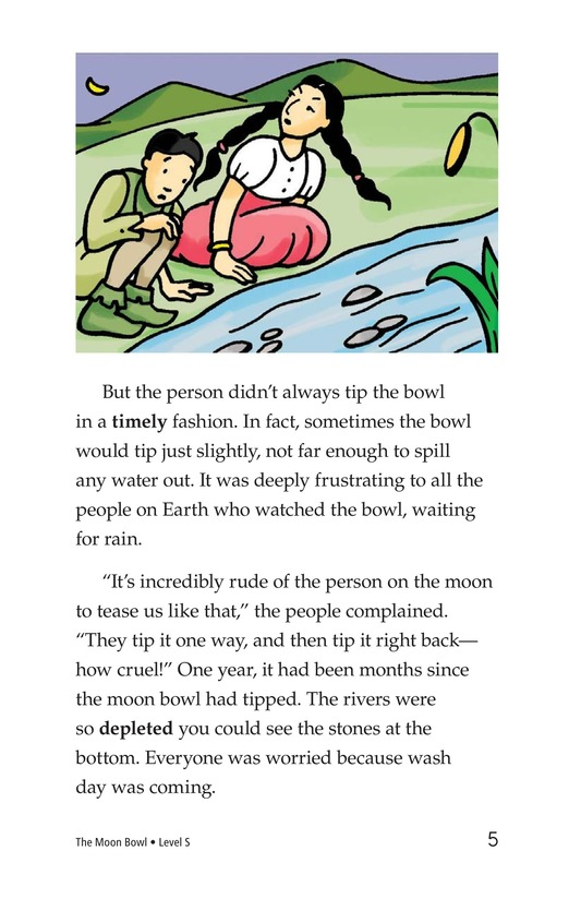 Book Preview For The Moon Bowl Page 5