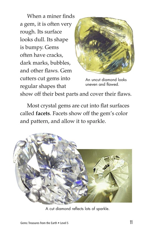 Book Preview For Gems: Treasures from the Earth Page 11